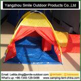De ultra Lichte het Kamperen Tent van het Spel van het Kind van de Groep van de Koepel van de Tunnel van het Tipi