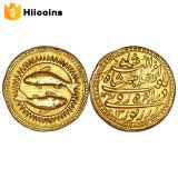 Il metallo di vendita diretta della fabbrica conia le monete all'ingrosso e la moneta di oro su ordinazione