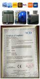 свет панели потолка тонкия угольника 48W СИД 600X600mm (AC85-265V, 2700-6500k, 3 лет гарантированность)