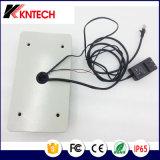 Controllo di accesso esterno impermeabile del sistema di SIP del telefono del portello Knzd-51 Kntech