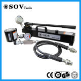 Cilindro hidráulico de la vuelta de efecto simple a prueba de polvo resistente a la corrosión del resorte (SV16Y)