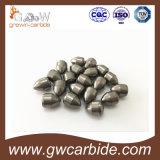 Het Gebruik van de Bits van de Knoop van het Carbide van het wolfram voor Boor/Rots