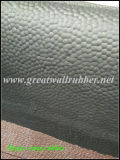 مطرقة سطحيّة مطّاطة بقرة حصيرة مع إدخال كثيفا [5-8مّ]