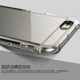 Caso sobre colchón de aire claro de la Anti-Gota TPU para el iPhone 7