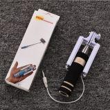 제 4 세대 OEM 주문 도매 소형 Selfie 지팡이, 지능적인 전화를 위한 타전된 Selfie 지팡이 크리스마스 선전용 선물 2016년