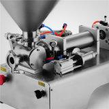 Het pneumatische semi-Auto Enige Hoofd Vloeibare Vullen van de Vullende Machine 50-500ml