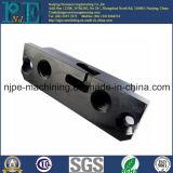 Parte lavorante del motore di precisione di alluminio