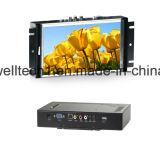 8 Zoll-geöffneter Rahmen LCD-Monitor