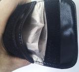 Cuir de sac de dresseur de brouilleur de signal d'IDENTIFICATION RF pour le portable