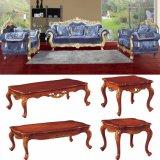 ثبت أريكة خشبيّ مع ركن طاولة لأنّ أثاث لازم بيتيّة ([د929ب])