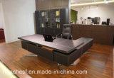 Moderner Entwurfs-Luxuxbüro-Schreibtisch für Arbeitsplatz (YA02)