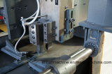 De hydraulische CNC V van de Groef sneed Machine die Machine inlast