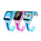 Slim Horloge voor GPS WiFi van Kinderen Waterdichte de Kaart SIM van de Vraag SMS van de Drijver van het Merkteken