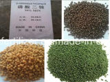 Fosfato 18-46-0 del diamonio del precio competitivo DAP de la fábrica