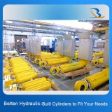 工学機械装置のための力ステアリング水圧シリンダ