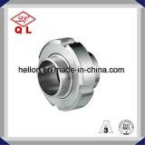 Encaixe de tubulação sanitário da união do aço inoxidável da alta qualidade
