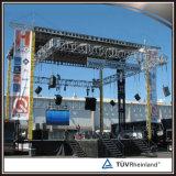 Flaches Dach-Binder-Stadiums-Beleuchtung-Aluminiumbinder für Konzert