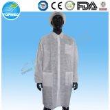 Дешевые пальто лаборатории для женщин с двойным воротом
