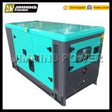 100kw Weifang Ricardo 엔진 전기 디젤 엔진 발전기는 ATS 방음 유형으로 놓았다