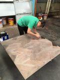 Выполненный на заказ супер партер /Engineered деревянный настил