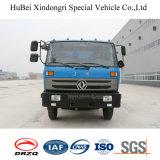 10ton Dongfeng 유로 4 배럴에 의하여 자동화되는 옆 선적 쓰레기 쓰레기 압축 분쇄기 트럭