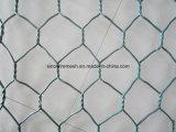 Het hexagonale Opleveren Met grote trekspanning van de Draad van het Lassen Sterkte Aangepaste voor Kip/Gevogelte