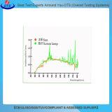 Xenón-Luces de la industria de la capa resistentes a la cabina de prueba climática de máquina de prueba