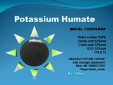 Super Kalium Humate, Oplosbare Organische Meststof