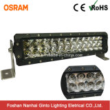 Maket líder superior impermeable doble fila Osram LED barra de luz (GT3106-72W)