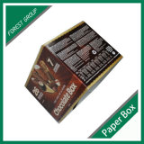 LuxuxCorurgated Vorstand-Pappschokoladen-verpackenkasten