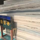 Laje branca, preta Polished do granito & do mármore para a cozinha e o Bathrrom