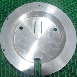 Часть части CNC подвергая механической обработке алюминиевая в высокой точности