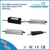 20~720W alimentazione elettrica astuta costante del driver della corrente LED con 0-10V Ultra-Profondo che si oscura
