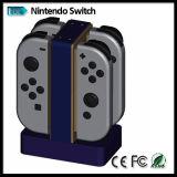 Gamepad Freude-Legen Controller-aufladendock-Basisstation für Nintendo-Schalter-Konsole herein