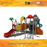 5-12人の子供のためのASTMによって証明される子供の屋外の運動場装置
