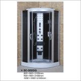 Venta caliente pero precio bajo en lugar de otro, cabina Multi-Fonction de la ducha del panel del ordenador del masaje