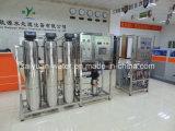 Tratamiento de aguas industrial/instalación de tratamiento del agua potable/sistema automático 7000L/H del RO