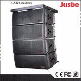 L-812 verdoppeln volle Zeile Reihen-Lautsprecher der Frequenz-12-Inch 2weg4-unit