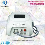 Máquina permanente del retiro del pelo del laser del diodo del equipo 808nm de la belleza de Aprroved del Ce