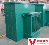 630kVA fabrizierte Nebenstelle/kombinierten Transformator vor