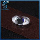 4X6mm 0.5 diamanti bianchi sintetici di Moissanite di alta qualità del taglio di ovale di carati per gli anelli