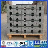 貨物輸送箱は容器の角の鋳造を分ける