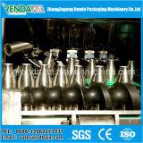 Machine remplissante et recouvrante de boisson carbonatée d'alcool