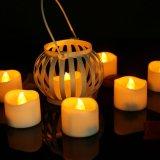LEDの点滅の蝋燭明滅LEDの蝋燭