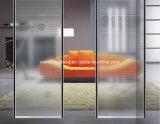 5mm 명확한 장식무늬가 든 유리 제품 구른 유리제 계산된 또는 예술 유리
