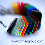 Form-transparentes Plexiglas-Blatt für CER Tisch SGS-RoHS (XT-174)