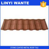 Mattonelle di tetto ondulate del metallo rivestito variopinto della pietra