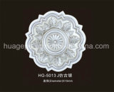 Медальон потолка пены PU высокого качества отливая в форму для нутряного украшения