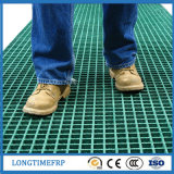 Feuerbeständige FRP Plattform-kratzender Fußboden
