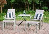 特別提供のHDPE個人的なAdjustable Table with Metal サポート白い